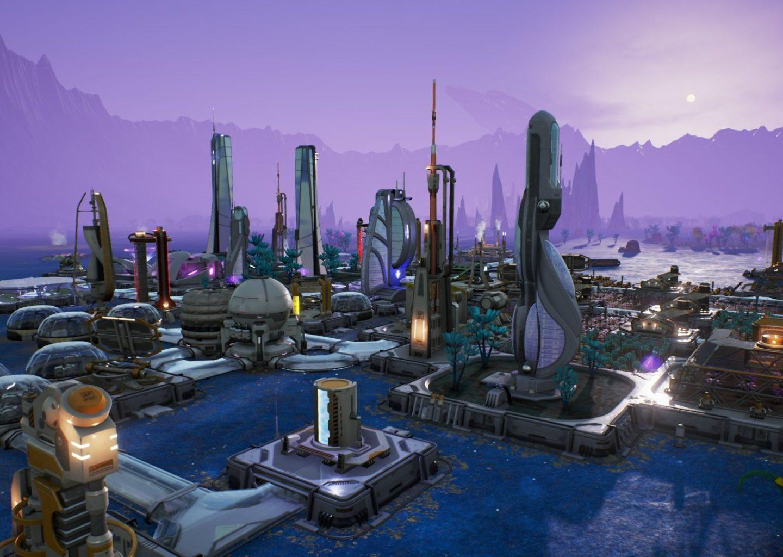 Aven Colony: нова стратегія для любителів космосу (Фото)