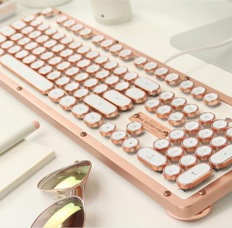 Якщо ви мріяли про вінтажну клавіатуру –ваші мрії збулися (Відео)