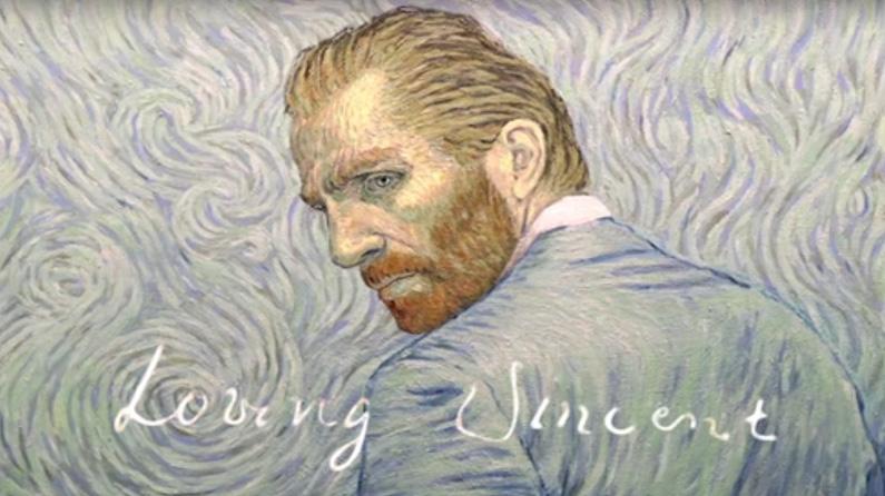 Трейлер унікального фільму про ван Гога, змонтований із 65 тис кадрів