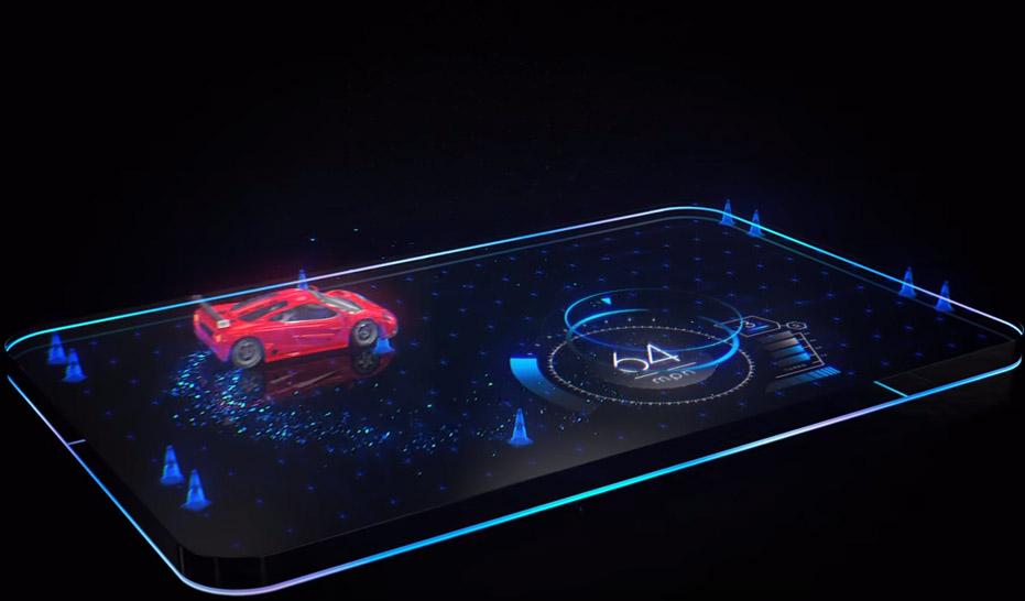 Голографічна революція: смартфон Hydrogen One за $1195