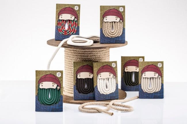 НЕЙМОВІРНИЙ дизайн упаковки: чай, мотузка, сік (ФОТО)