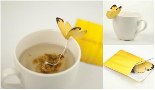 чай дизайн