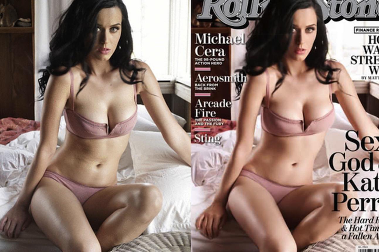 Ніякого Photoshop: фотосток Getty заборонив робити моделей худішими