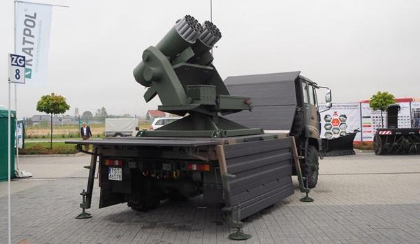 """Немирний дизайн: Україна і Польща розробили ракетну систему """"Маргаритка"""""""
