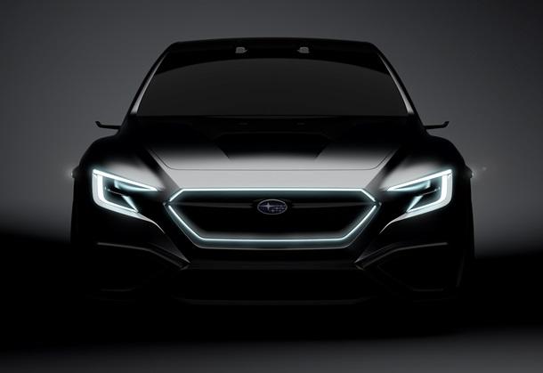 Новий спорт-седан від Subaru: найочікуваніший дизайн Токійського моторшоу