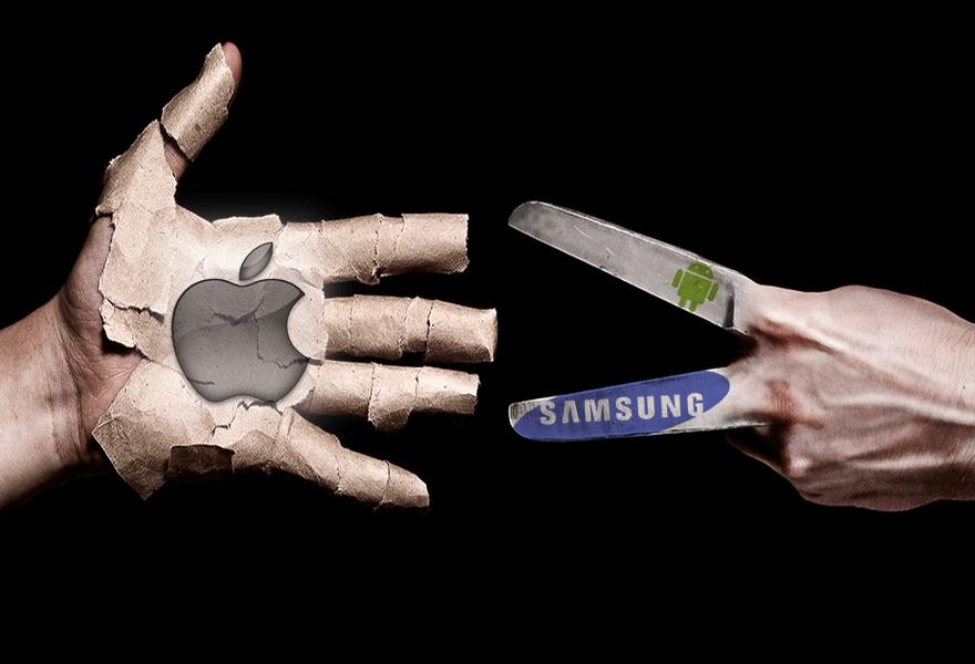 "Samsung ще у 2016 році запатентував ""дизайн"" iPhone 8"