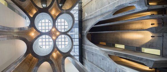 Перший УНІКАЛЬНИЙ музей сучасного мистецтва у Африці – на базі зерносховища (ФОТО)