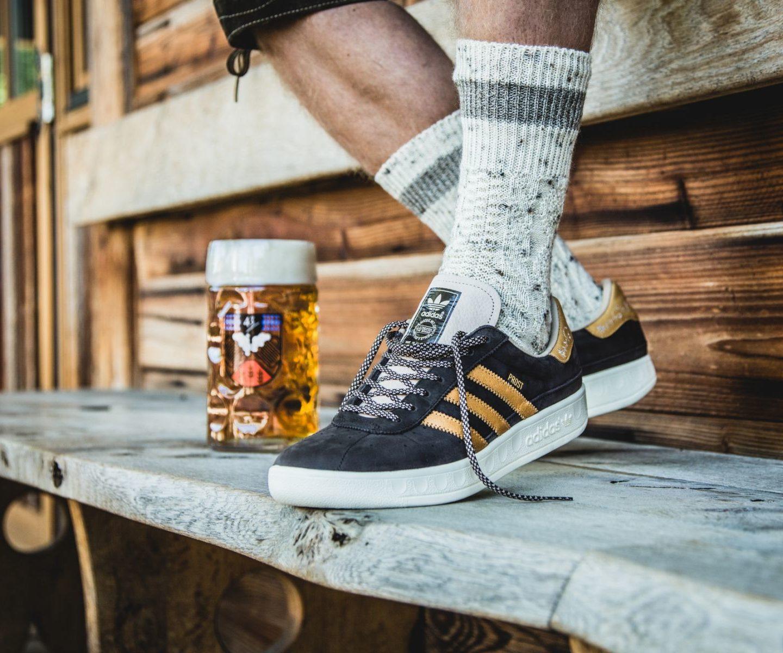 Adidas задизайнив кросівки для Октоберфесту (Фото)