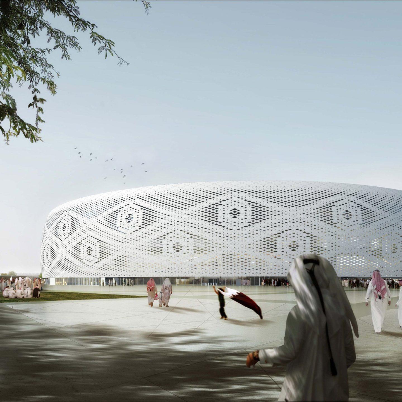 У Катарі показали проект останнього стадіону для ЧС-2022 (Фото)