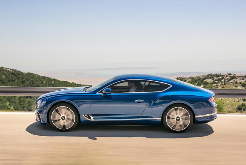 Bentley Сontinental GT 2018: досконала краса, але з дивним промо