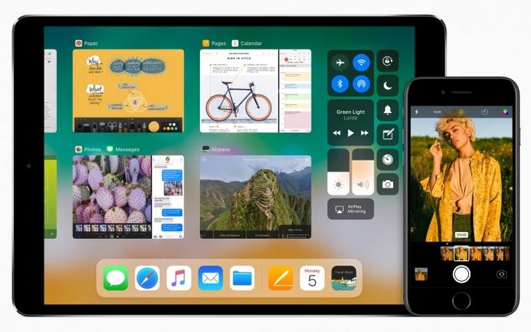 Вийшла нова IOS 11: перші враження від оновлення