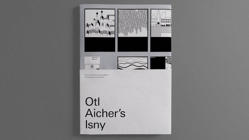 Унікальна мінімалістична графіка: оформлення міста від легендарного Отла Айхера