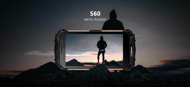 Найчоловічніший чоловічий телефон – Doogee S60