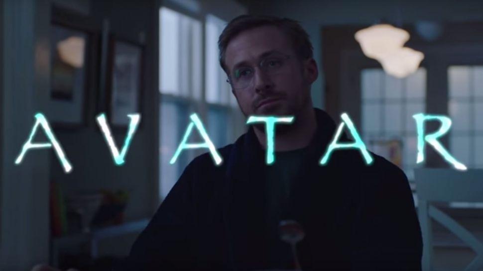 """ЖОРСТКА пародія на логотип """"Аватара"""" – тут у головній ролі Раян Гослінг (Відео)"""