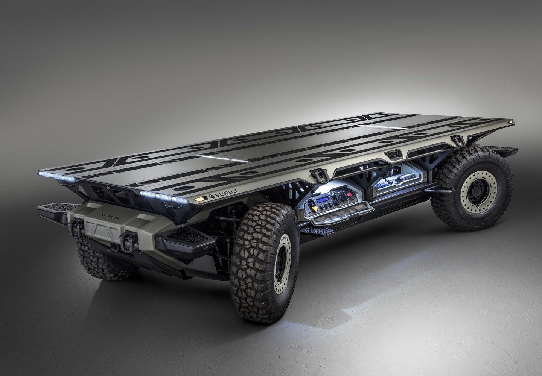 General Motors представила справді крутий дизайн електро-вантажівки