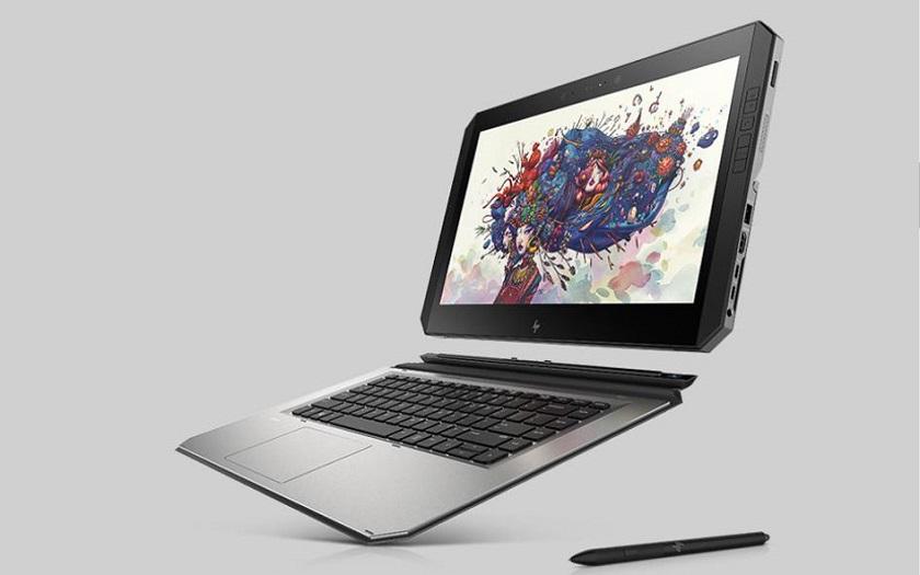 HP випустила неймовірно потужний планшет для дизайнерів