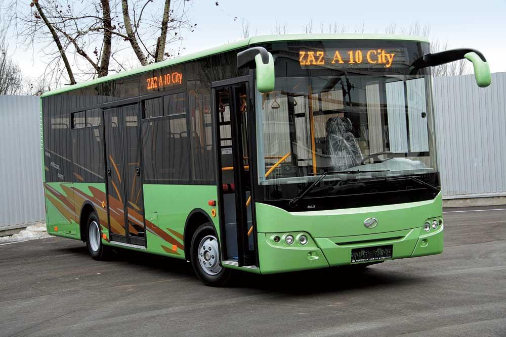 У 2018 році з'явиться перший український електроавтобус — від ЗАЗ!