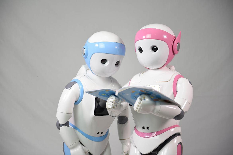 Дизайн майбутнього: найкрутіші роботи із виставки RoboBusiness 2017