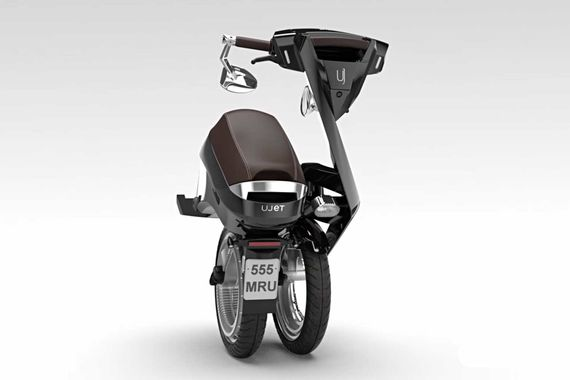 Електромопед за 8500 євро – шокуючий дизайн-винахід із РФ (Фото)