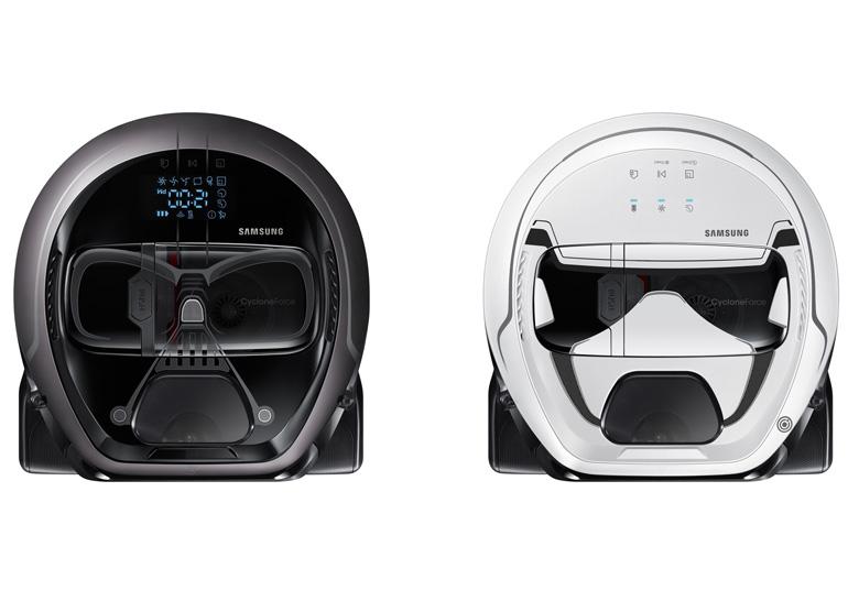 Star Wars-лихоманка: Дарт Вейдер-пилосос від Samsung