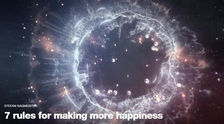 ТОП-7 порад для дизайнера, як робити людей щасливими (Відео)