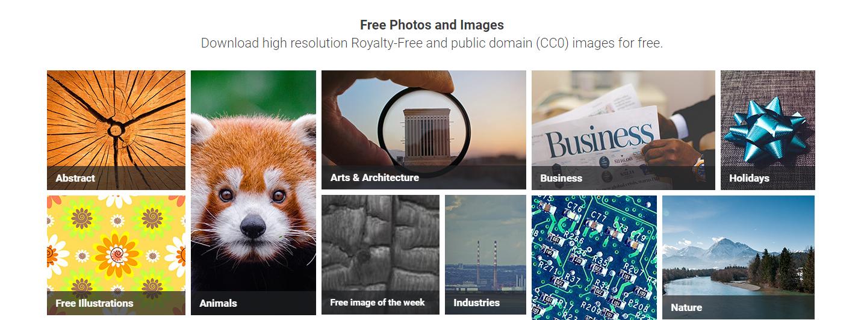 БЕЗКОШТОВНІ фотобанки для дизайнерів: 5 дуже КЛАСНИХ сайтів