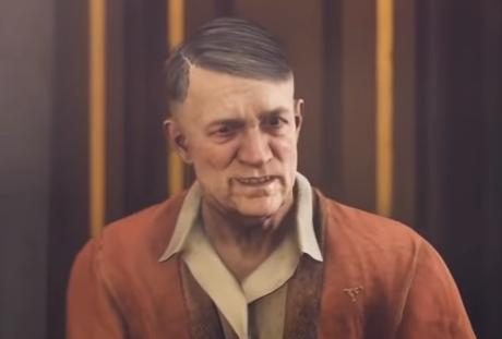 Wolfenstein II: The New Colossus: як німці із Гітлера зробили посміховисько (Відео)