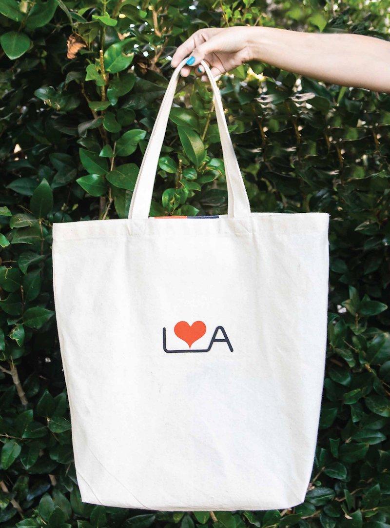 Створений для кастомізації: новий логотип Лос-Анджелеса