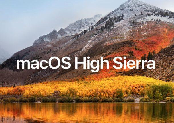 Apple випустила гаряче оновлення MacOS 10.13 – із виправленням для InDesign