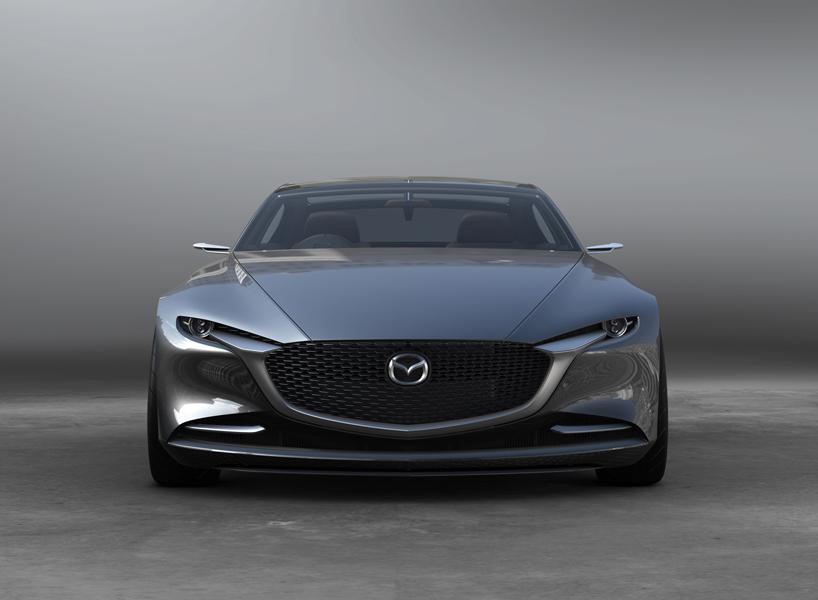 Mazda вразила шедевром авто-дизайну