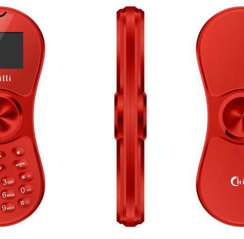 Зі спінера зробили … диво-мобільний телефон! (Фото)