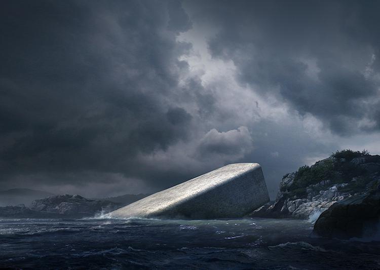 ВРАЖАЮЧИЙ дизайн першого в Європі підводного ресторану Under (ФОТО)