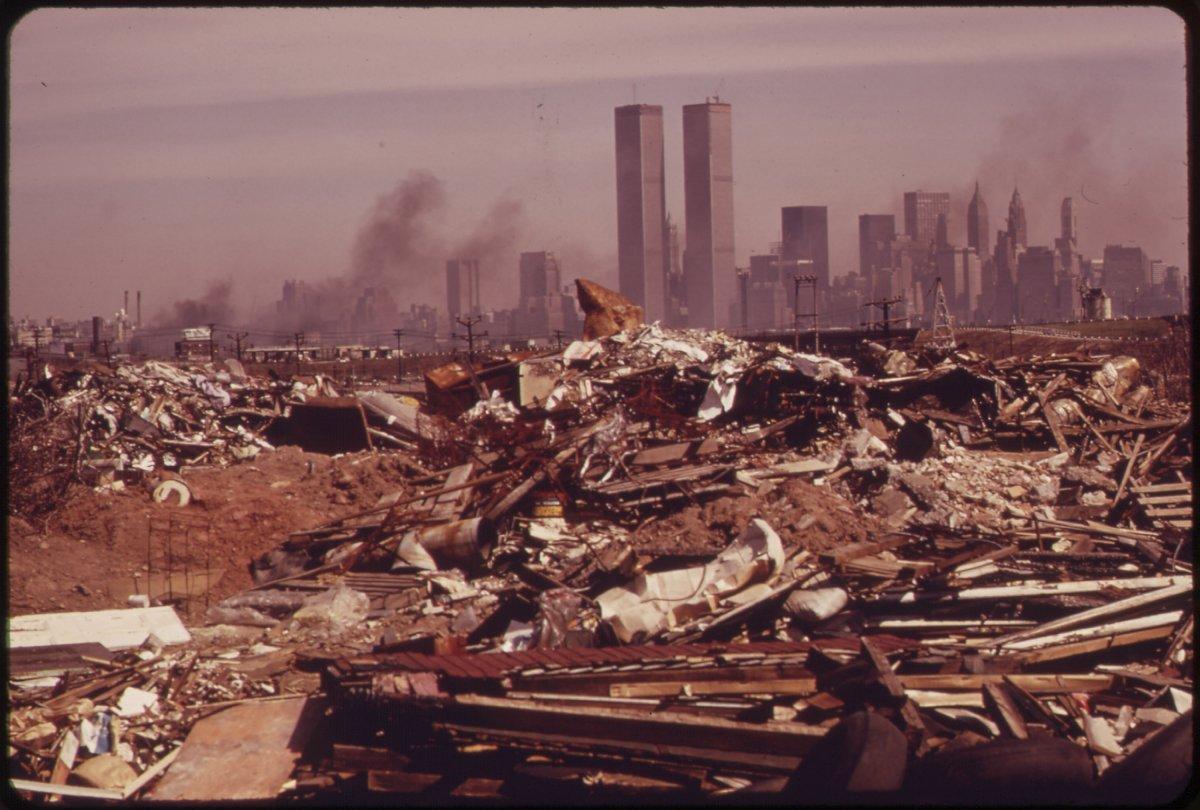 Шокуючі фото: якими страшними були США поки не почали захищати довкілля