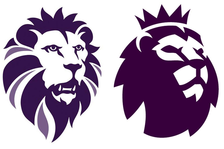 """Фіаско: політична партія скопіювала логотип англійської """"Прем'єр-ліги"""""""