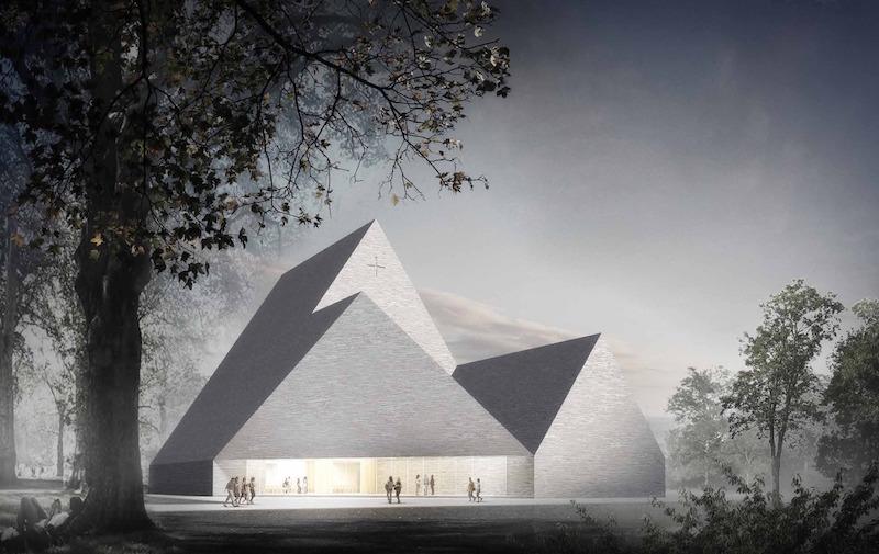Дизайн церкви вже не буде таким як колись: приклад Фінляндії (Фото)