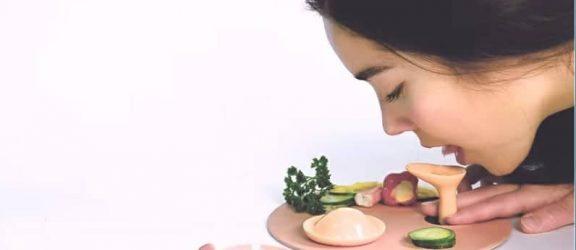 Майже секс: ЕКСТРА оригінальний дизайн столового посуду (ВІДЕО)