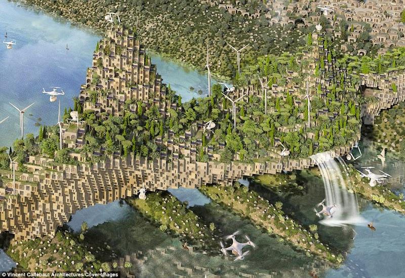 Неймовірний проект відбудови зруйнованого міста в Іраку (Фото)