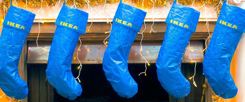 """""""Шведська панчоха"""": чергове трактування легендарної сумки IKEA"""