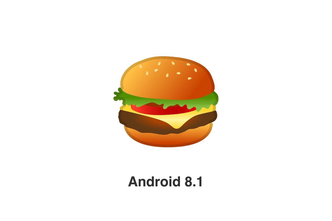 Apple Vs Google: у батлі за дизайн емодзі бургера виграла Apple