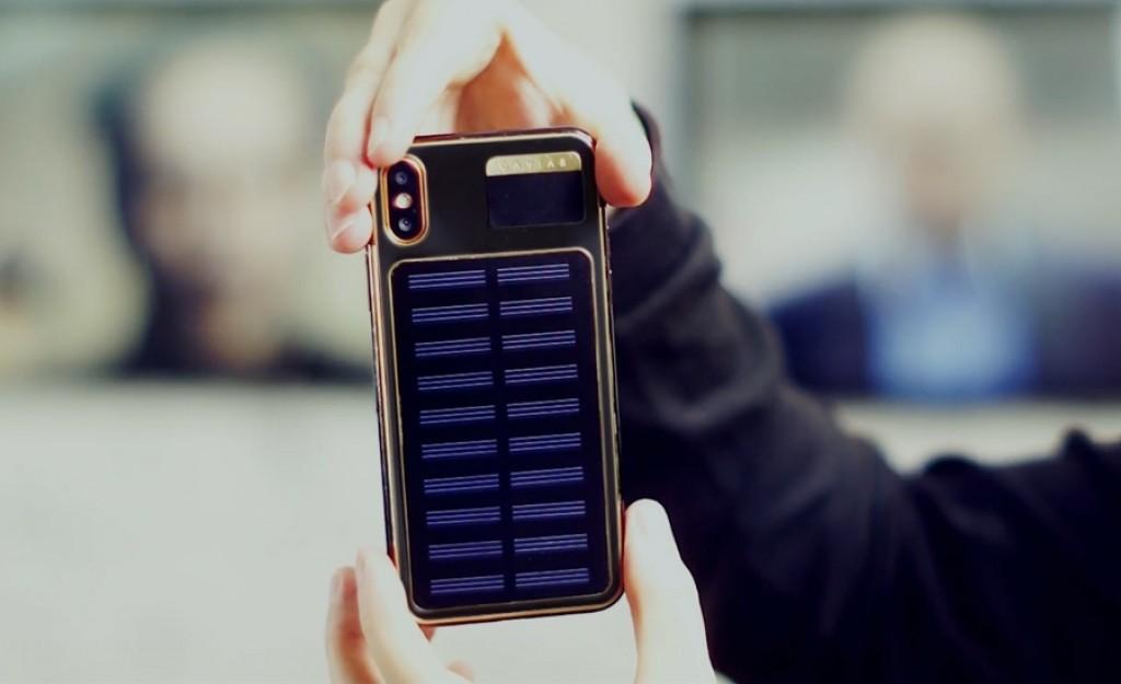 У РФ випустили iPhone X із сонячною батареєю за $4700