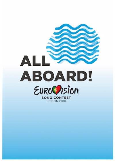 Євробачення-2018 отримало логотип, точніше одразу … 13!