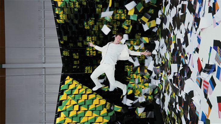 Неймовірний motion-дизайн: кліп Ok Go за участі 567 принтерів (Відео)