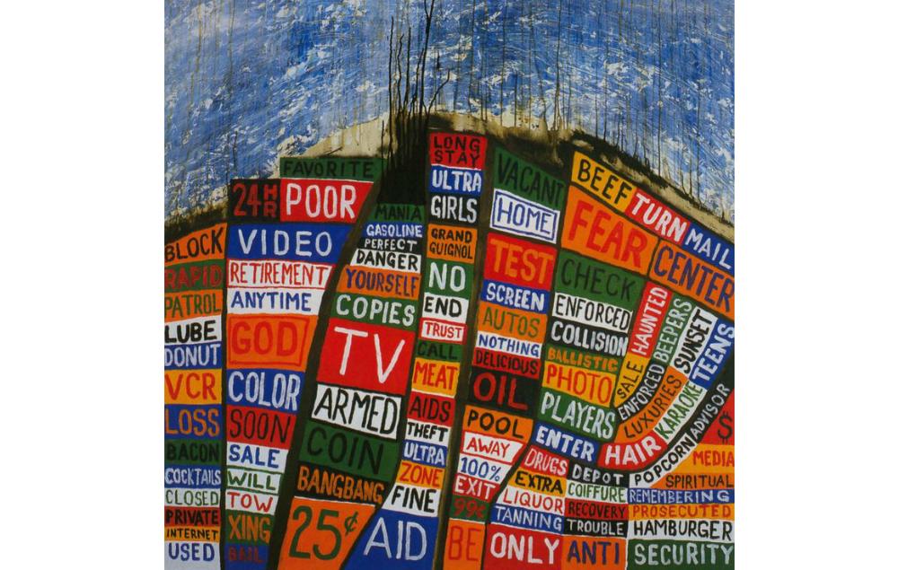 Кращі обкладинки музичних альбомів XXI століття