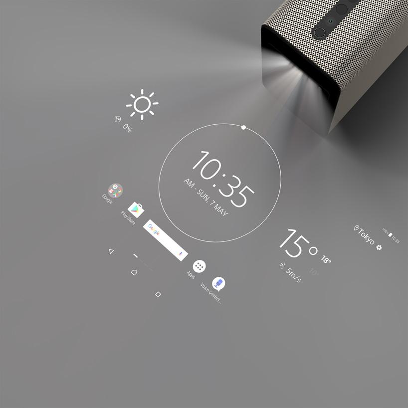 Інтерфейс на чому-завгодно: Sony виграла золоту нагороду GOOD DESIGN