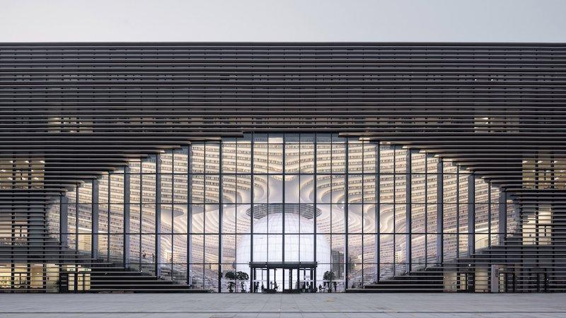 Просто немає слів: феноменальна бібліотека в Китаї