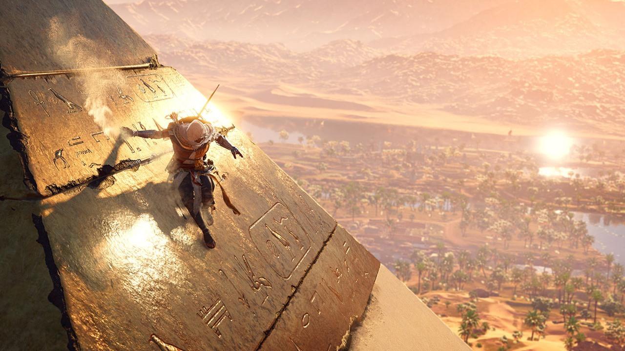 Assassin's Creed Origins – мікс Староданього Єгипту та For Honor (Огляд)