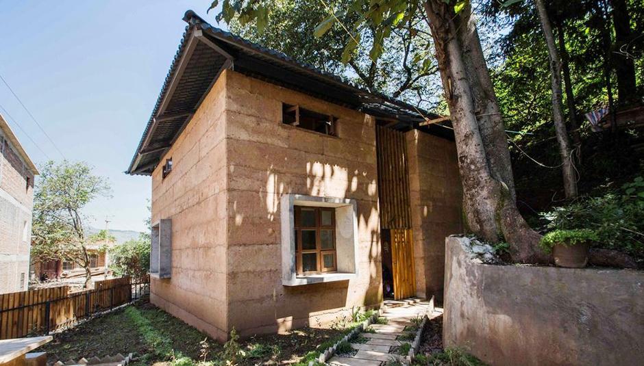 Найкращим архітектурним проектом 2017 року став … сільський будинок із Китаю! (Фото)