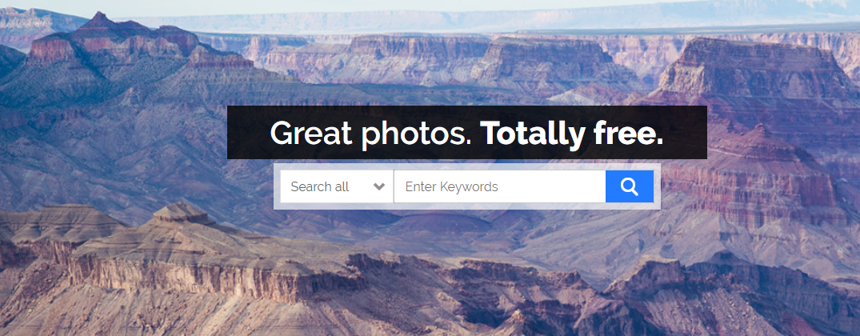 Безкоштовні фотобанки для дизайнерів: +5 ДУЖЕ корисних сайтів