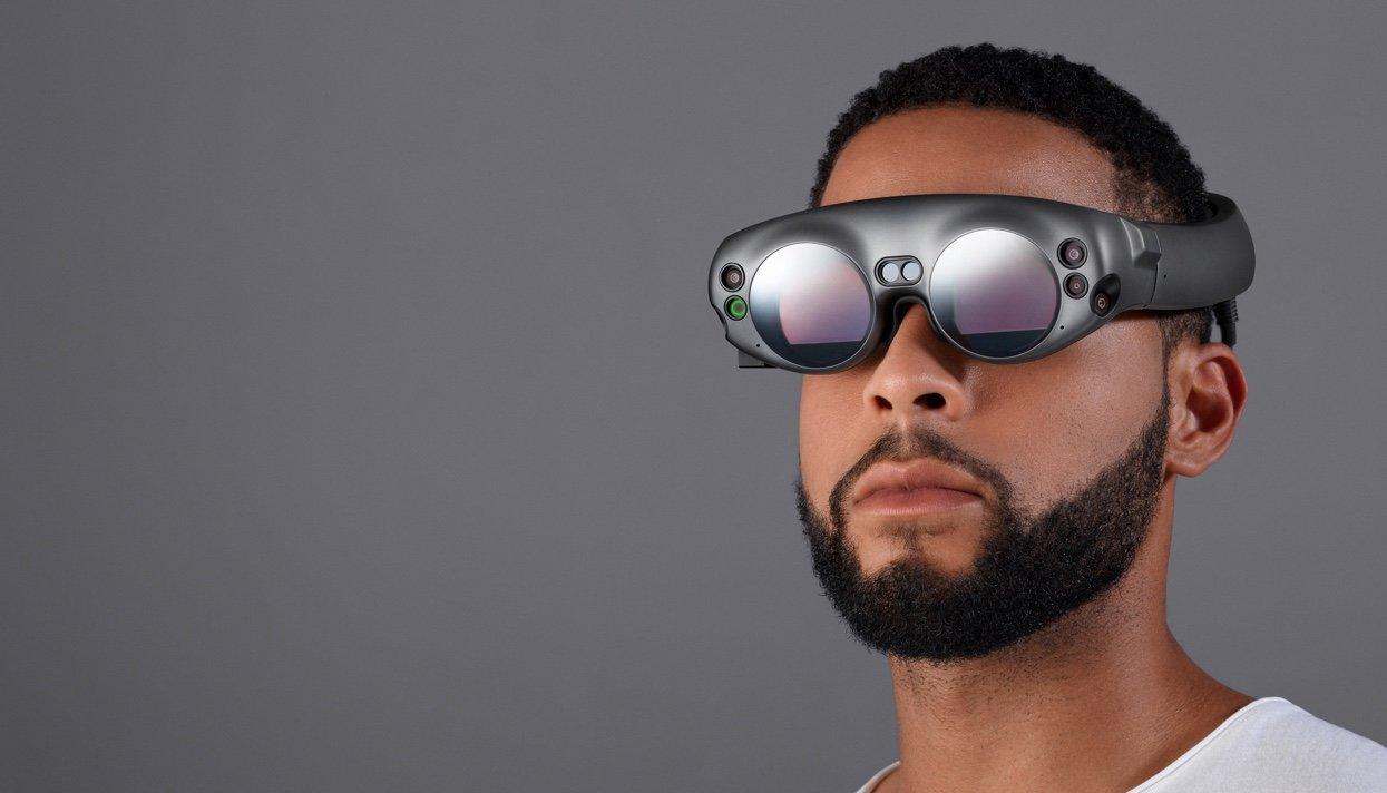 Найзагадковіший стартап усіх часів та народів показав дизайн своїх AR-окулярів