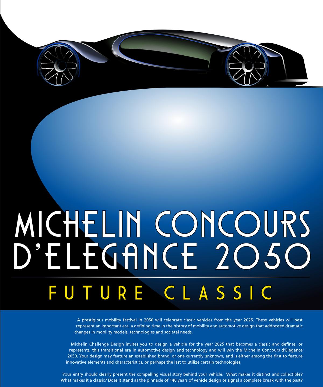Міжнародний конкурс дизайна Michelin Challenge Design – це варто спробувати!